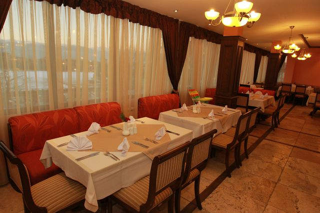 MPM Sport Hotel - Food and dining